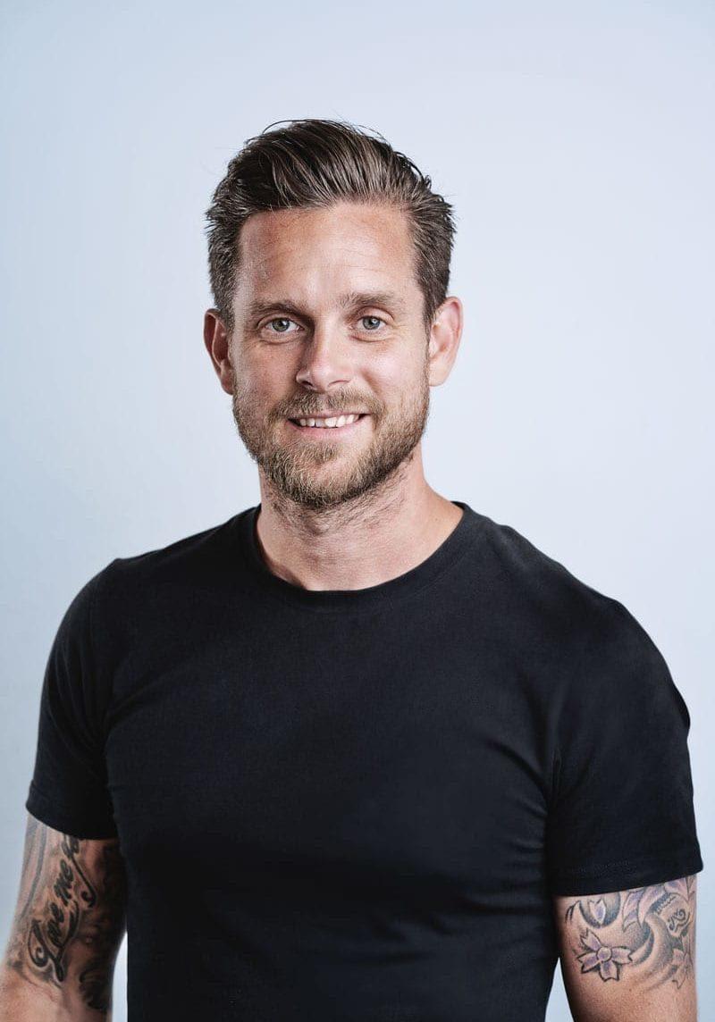 Fredrik Nyberg Golvslipare